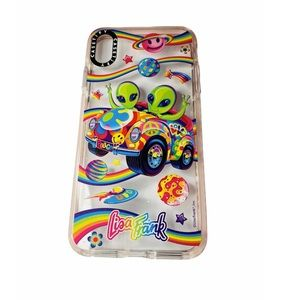 Casetify x Lisa Frank IPhone XS Max Case